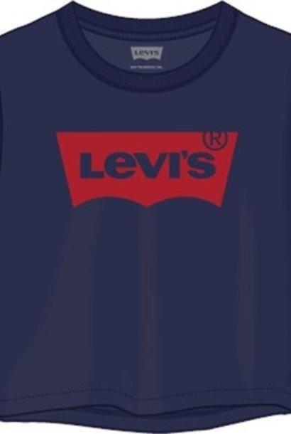 LEVIS t-shirt coton blue