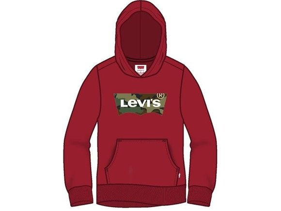 LEVIS hoodie chenille batwing-2