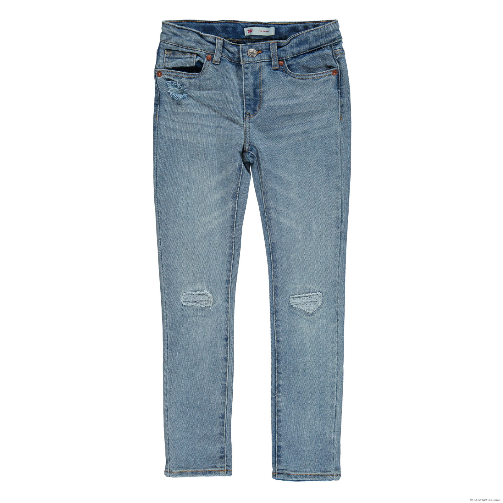LEVIS jeans 711 skinny fit-3