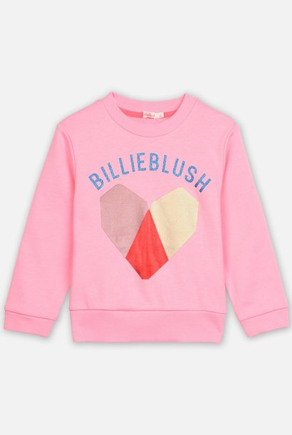 BILLIEBLUSH sweat rose
