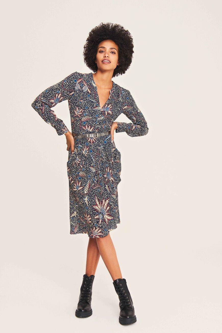 BA&SH robe joanna-2