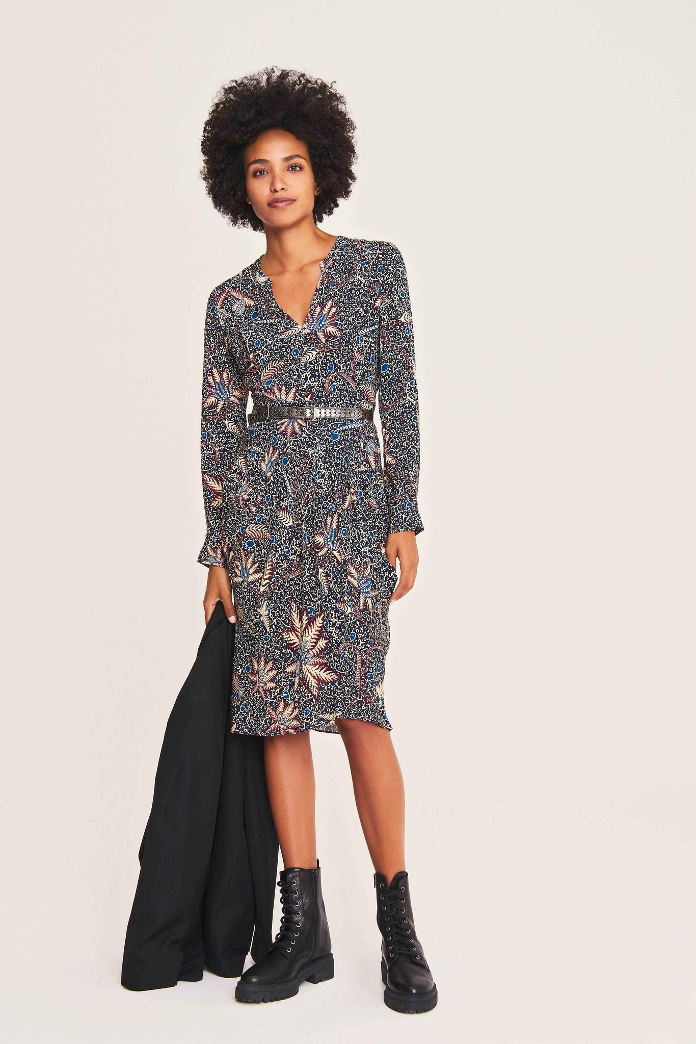 BA&SH robe joanna-3