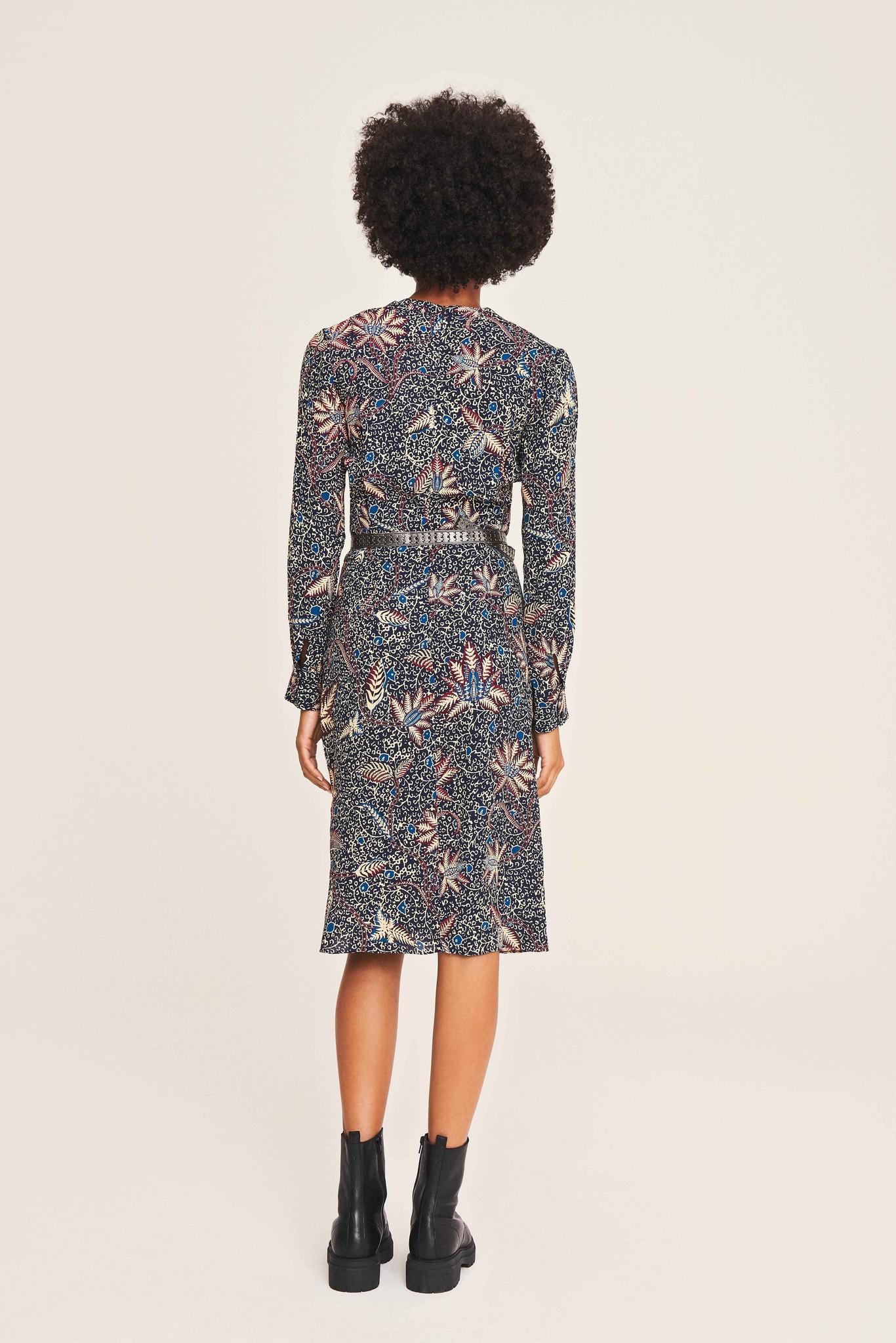 BA&SH robe joanna-5