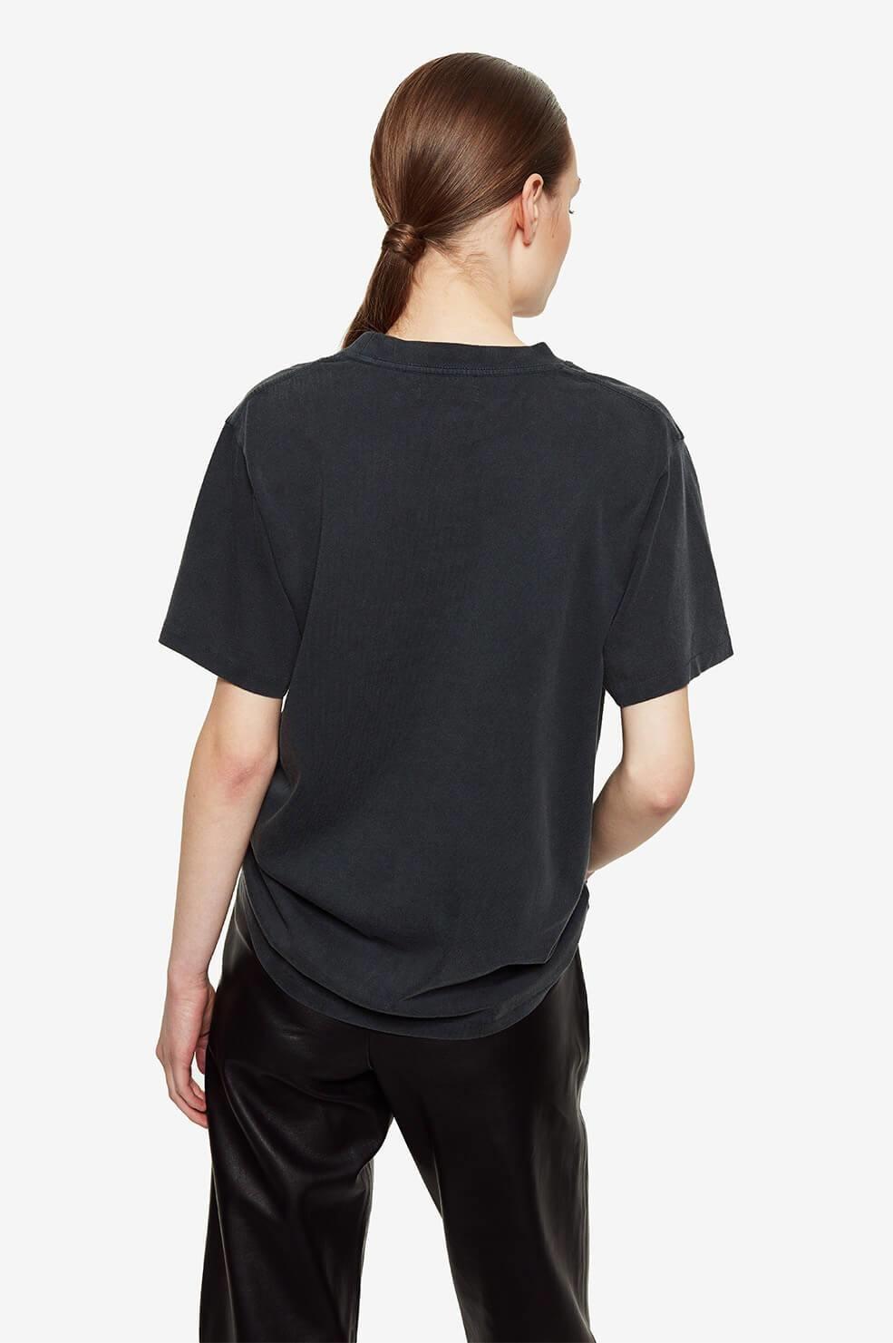 ANINE BING t shirt lili retro-7