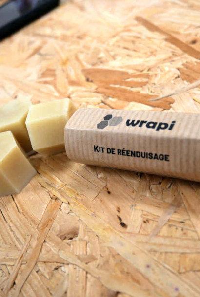 WRAPI kit de réenduisage