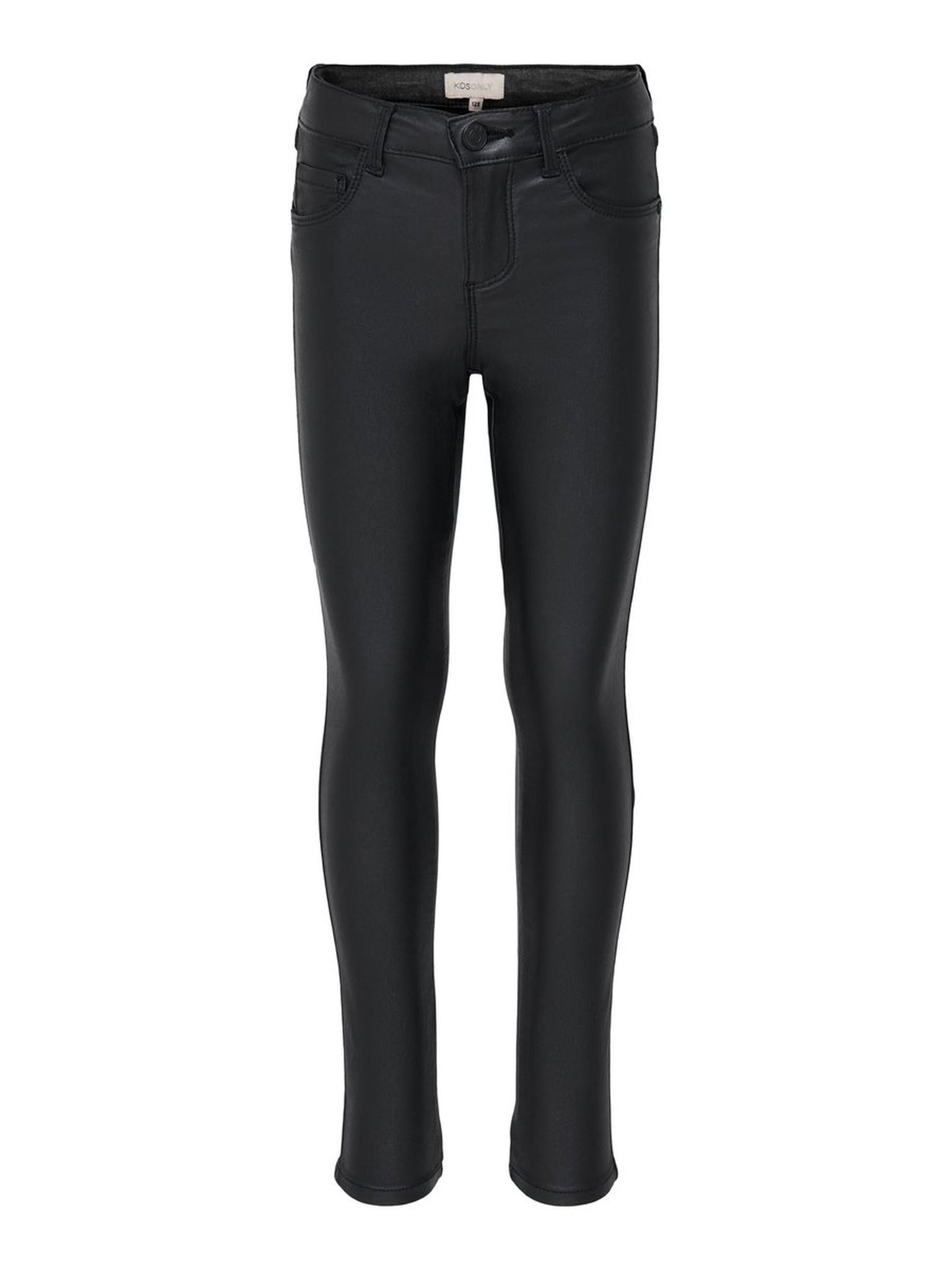 ONLY pantalon enduit-1