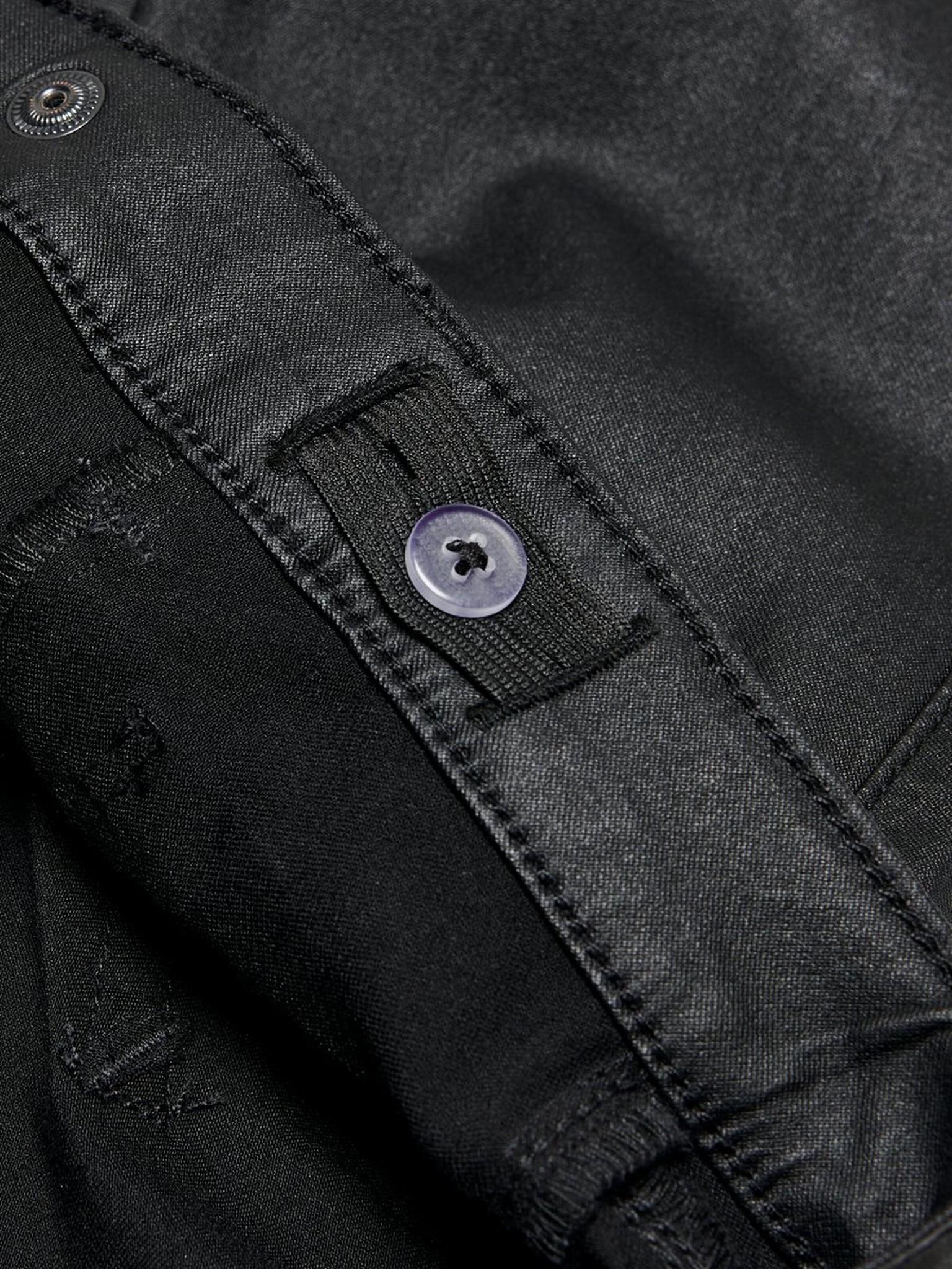 ONLY pantalon enduit-3