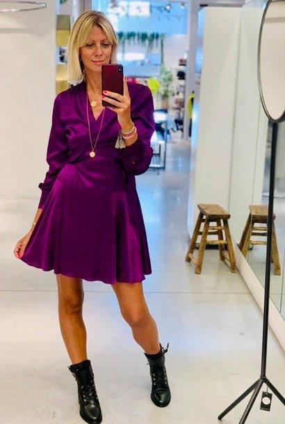 DREAMCATCHER robe purple