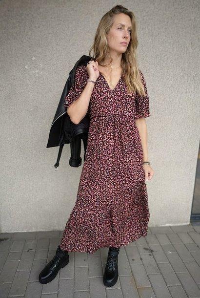 Heroine robe bourrasque