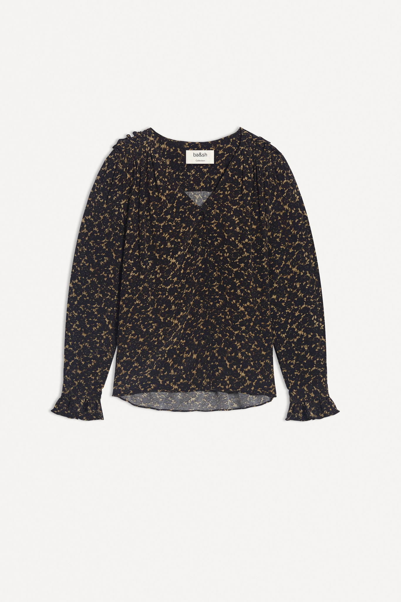BA&SH blouse elsa-1