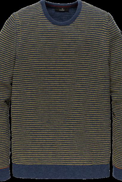 VANGUARD  pull r-neck cotton