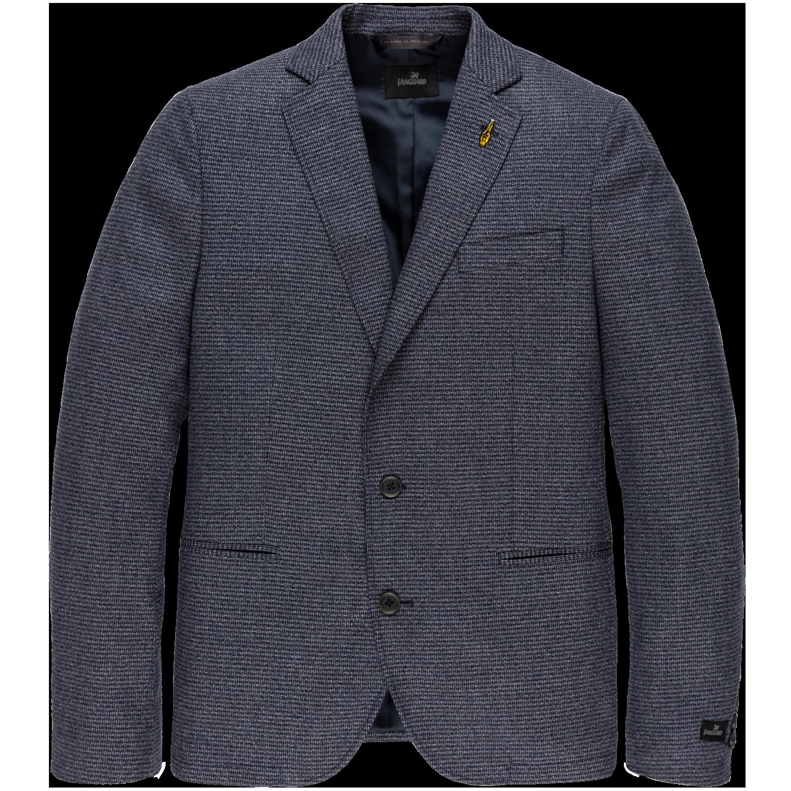 VANGUARD veste glensride à carreaux étincelants bleu-1