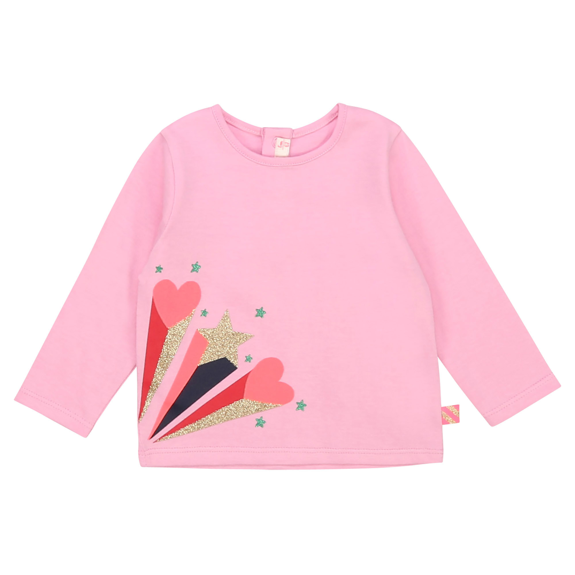 BILLIEBLUSH t-shirt en jersey de coton-1