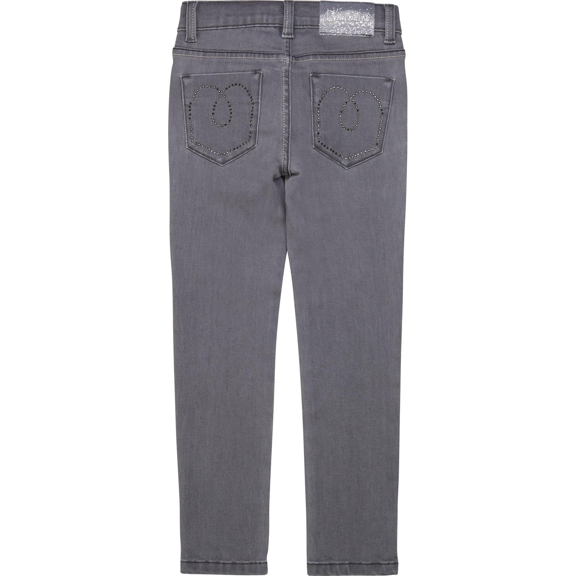 BILLIEBLUSH jeans avec strass-2