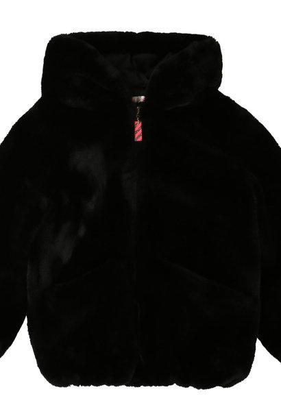 BILLIEBLUSH veste à capuche zippée