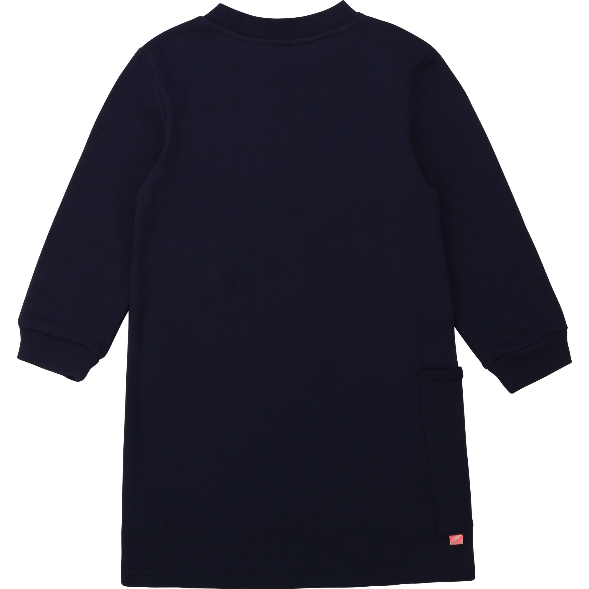 BILLIEBLUSH robe en molleton avec poche-2