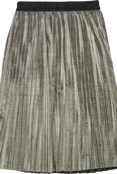 KARL LAGERFELD jupe plissée