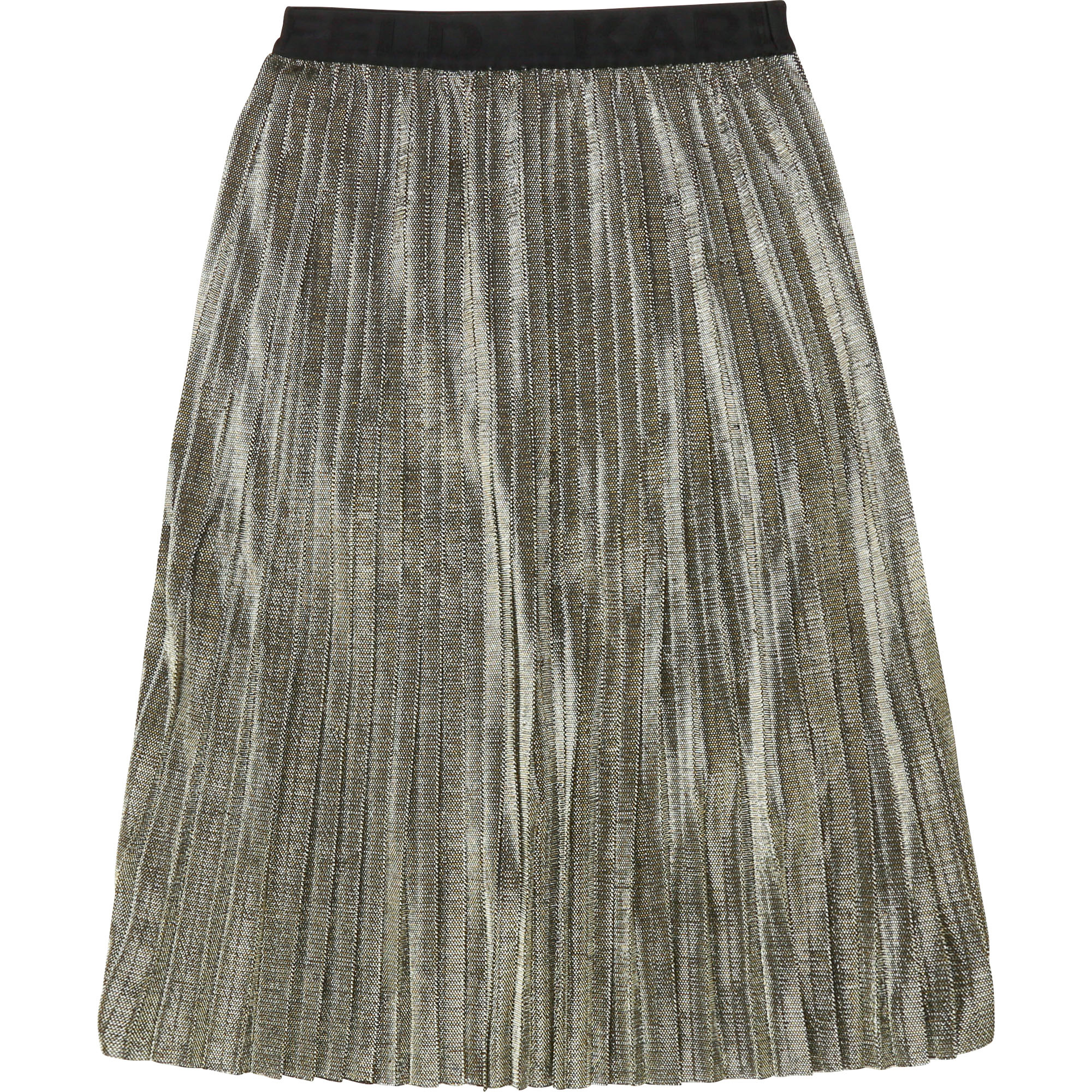 KARL LAGERFELD jupe plissée-2