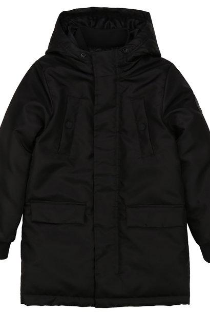 KARL LAGERFELD manteaux à capuche déperlante