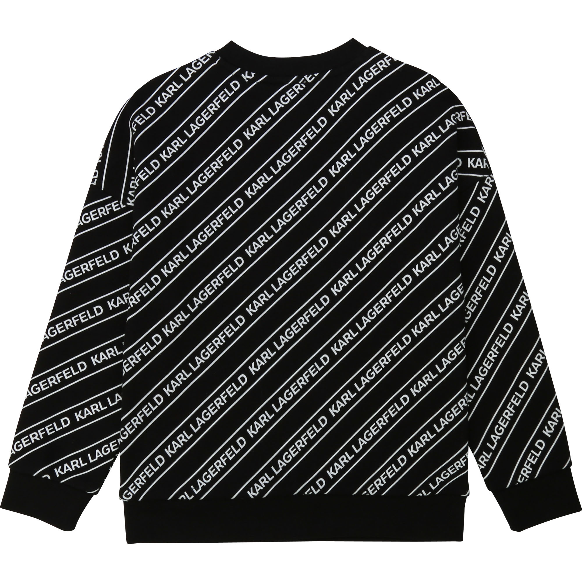 KARL LAGERFELD sweat imprimé all-over-2