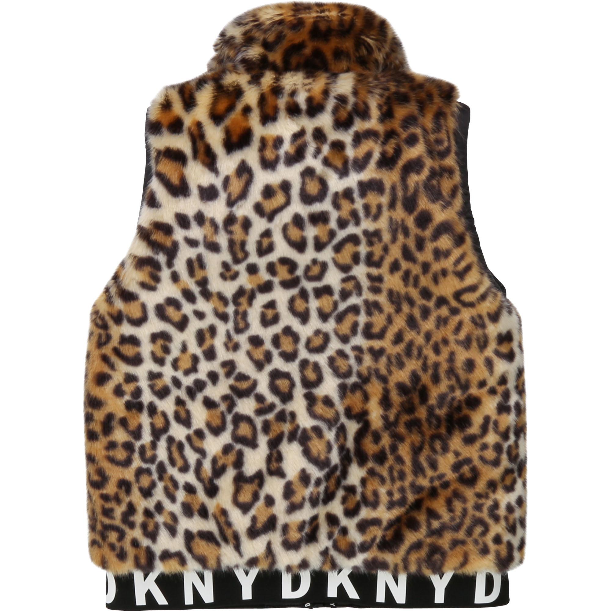 DKNY doudoune sans manche-2