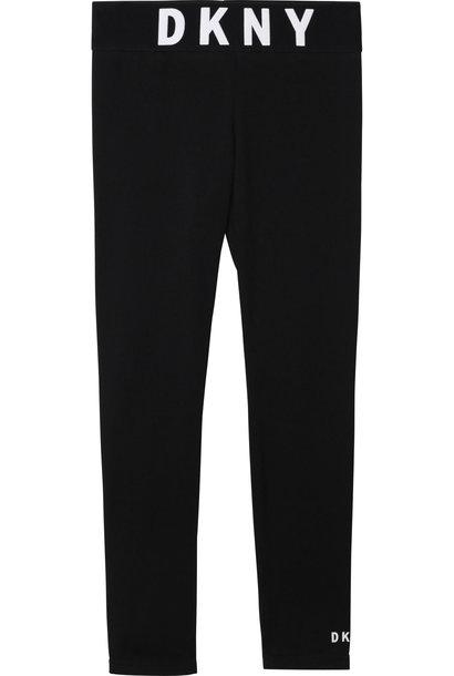 DKNY legging en jersey de coton