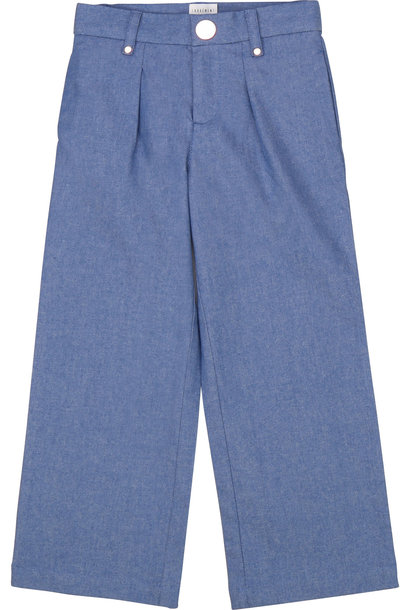 CARREMENT BEAU pantalon en denim flare