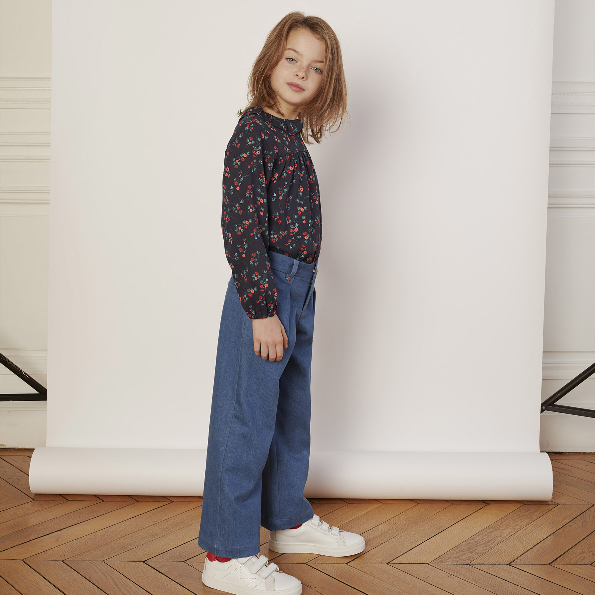 CARREMENT BEAU pantalon en denim flare-3