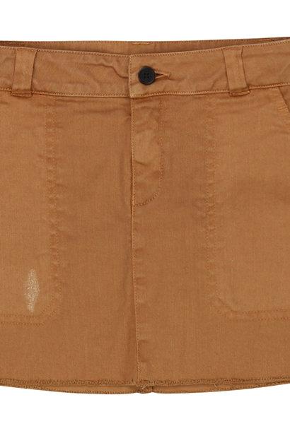 ZADIG & VOLTAIRE jupe ajustable en coton drill
