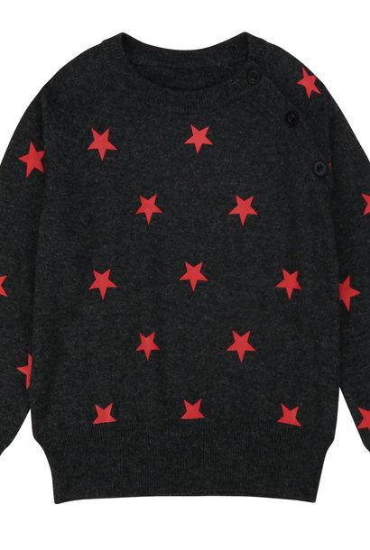 ZADIG & VOLTAIRE pull  en tricot imprimé