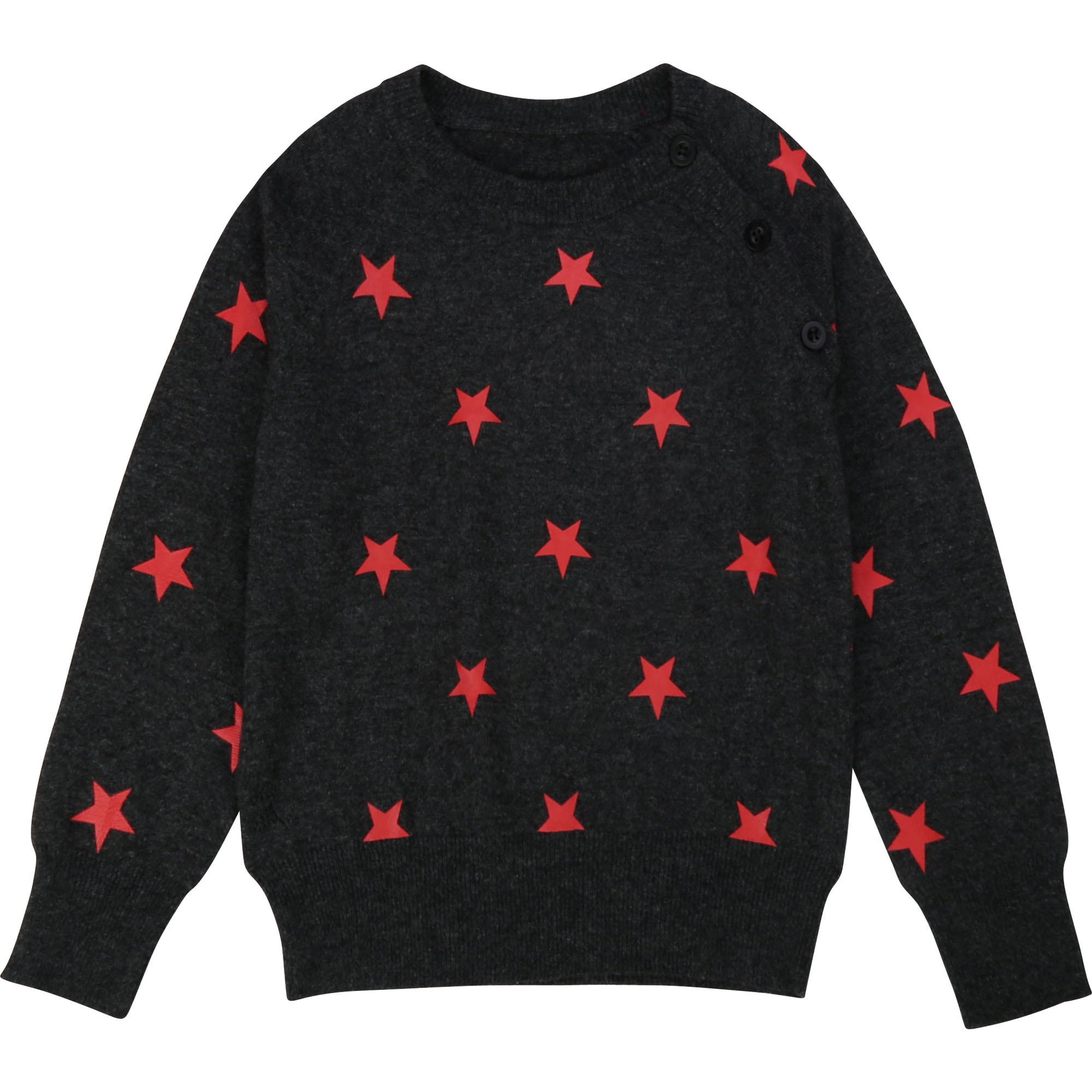 ZADIG & VOLTAIRE pull  en tricot imprimé-1