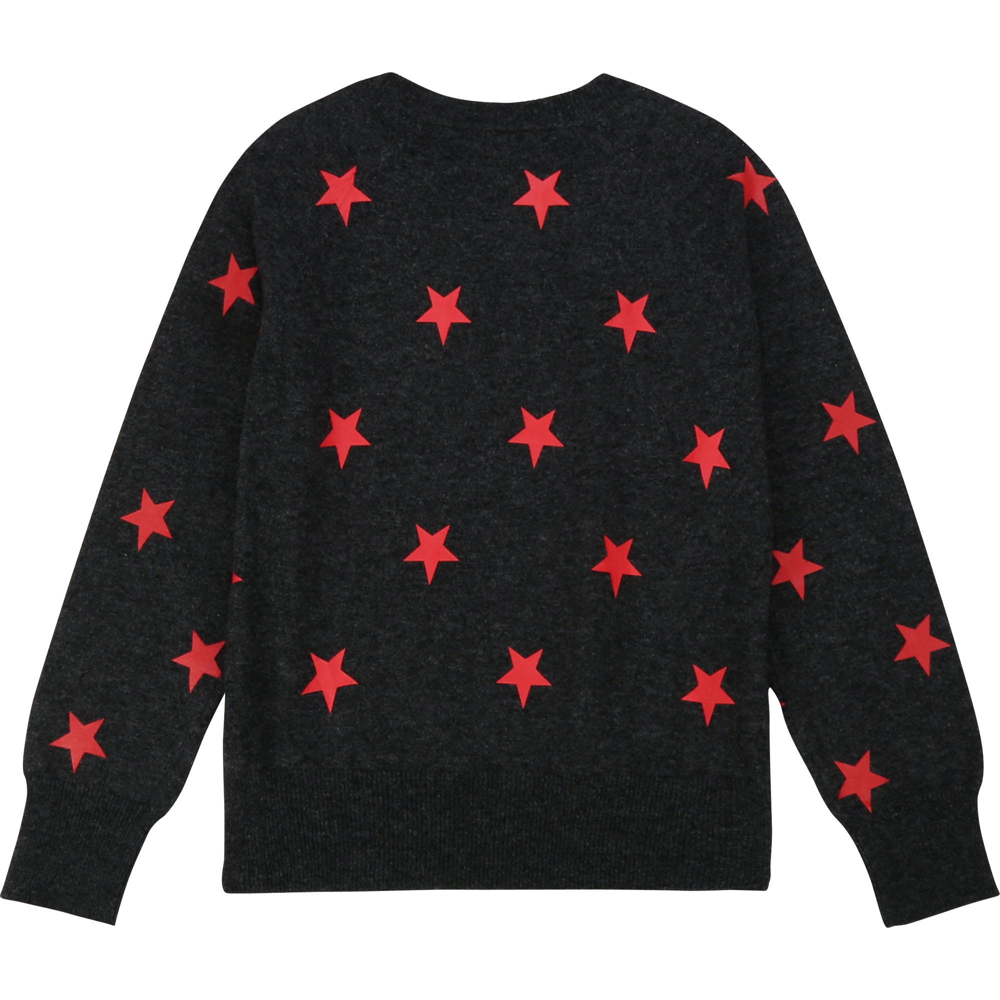 ZADIG & VOLTAIRE pull  en tricot imprimé-2