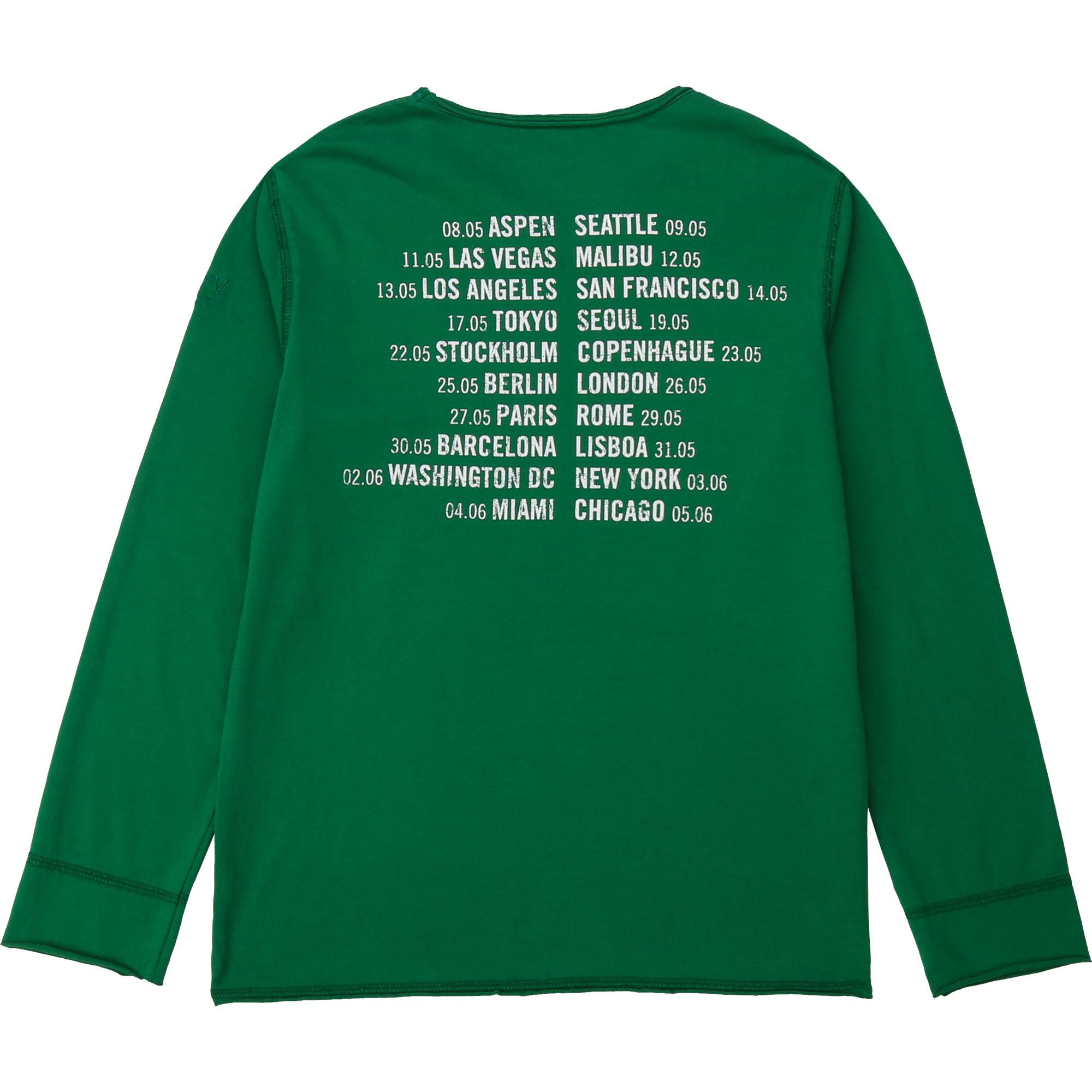 ZADIG & VOLTAIRE t-shirt en jersey de coton-2