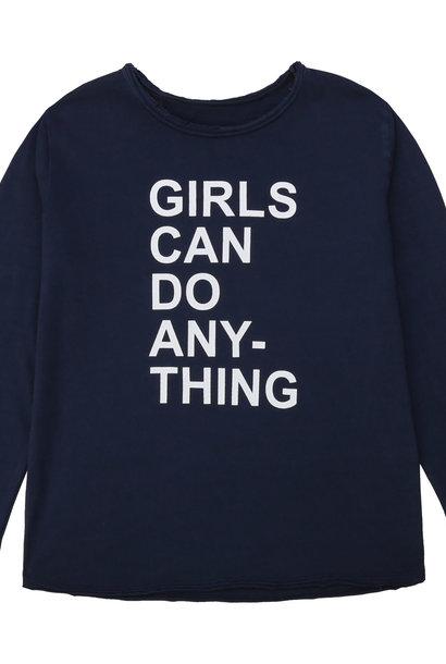 ZADIG & VOLTAIRE t-shirt en coton fantaisie