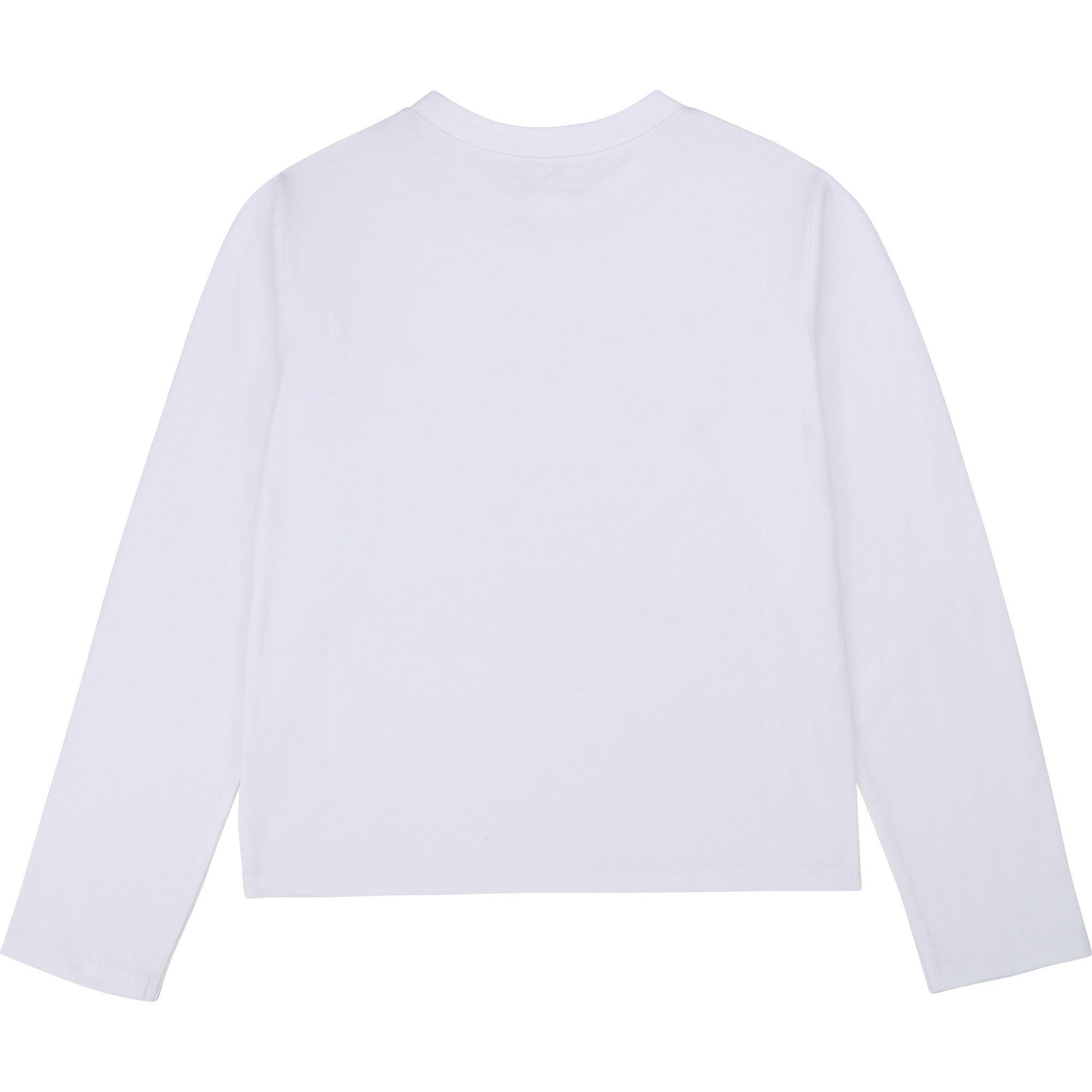 ZADIG & VOLTAIRE t-shirt imprimé en coton-2