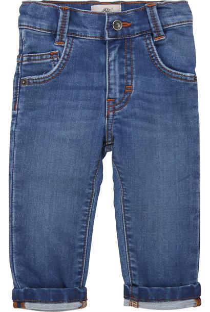 TIMBERLAND jeans regular effet molletonné
