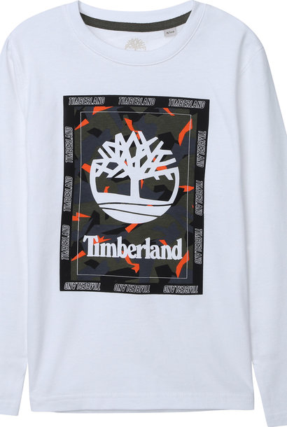 TIMBERLAND t-shirt en coton biologique