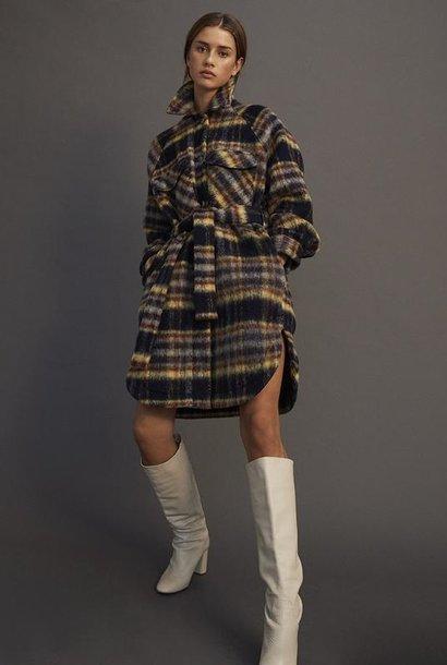 SECOND FEMALE manteau evora