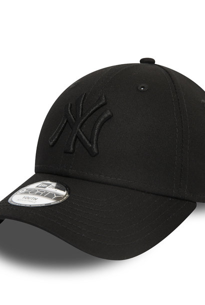 NEW ERA 9forty yankees noir