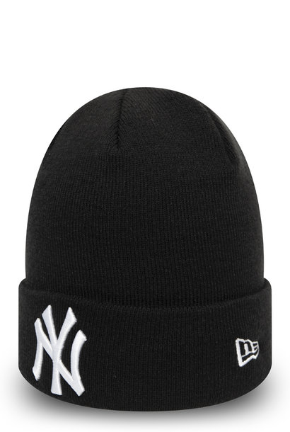 NEW ERA bonnet yankees noir et blanc