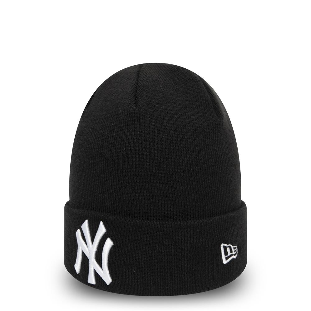 NEW ERA bonnet yankees noir et blanc-1