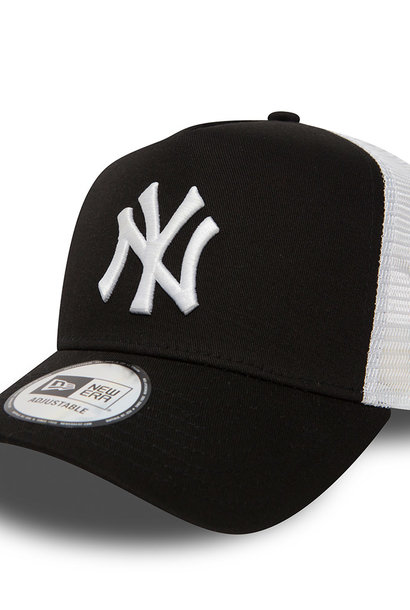 NEW ERA trucker yankees noir