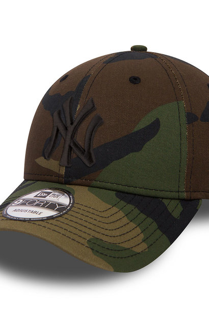 NEW ERA 9forty yankees camouflage