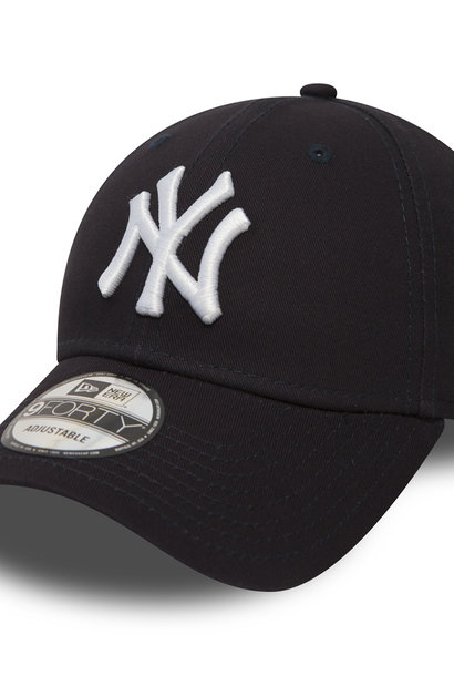 NEW ERA 9forty yankees bleu marine