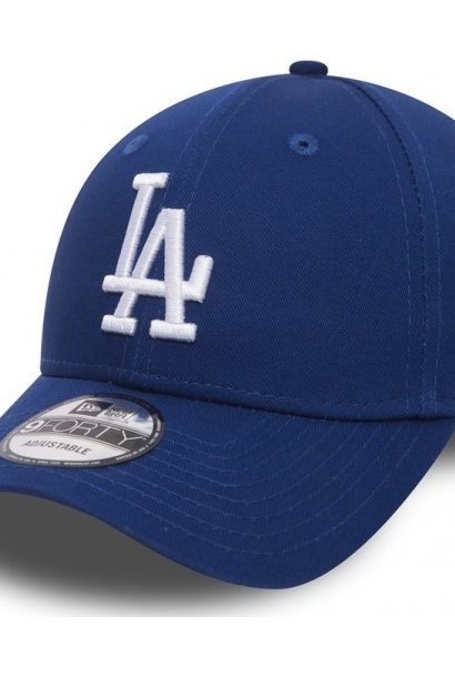 NEW ERA 9forty dodgers bleu