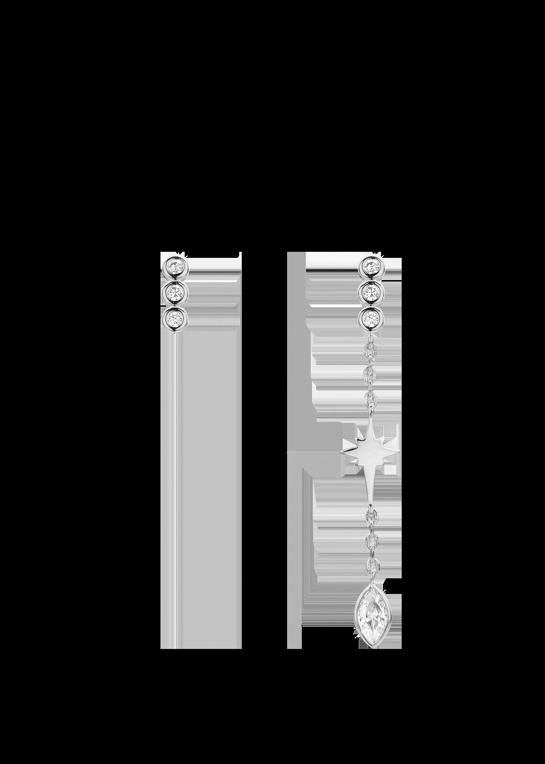 MYA BAY boucles d'oreilles brooklyn-1