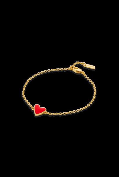 MYA BAY bracelet red heart