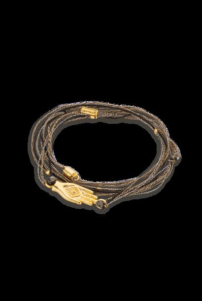 MYA BAY bracelet multi cordon main de protection