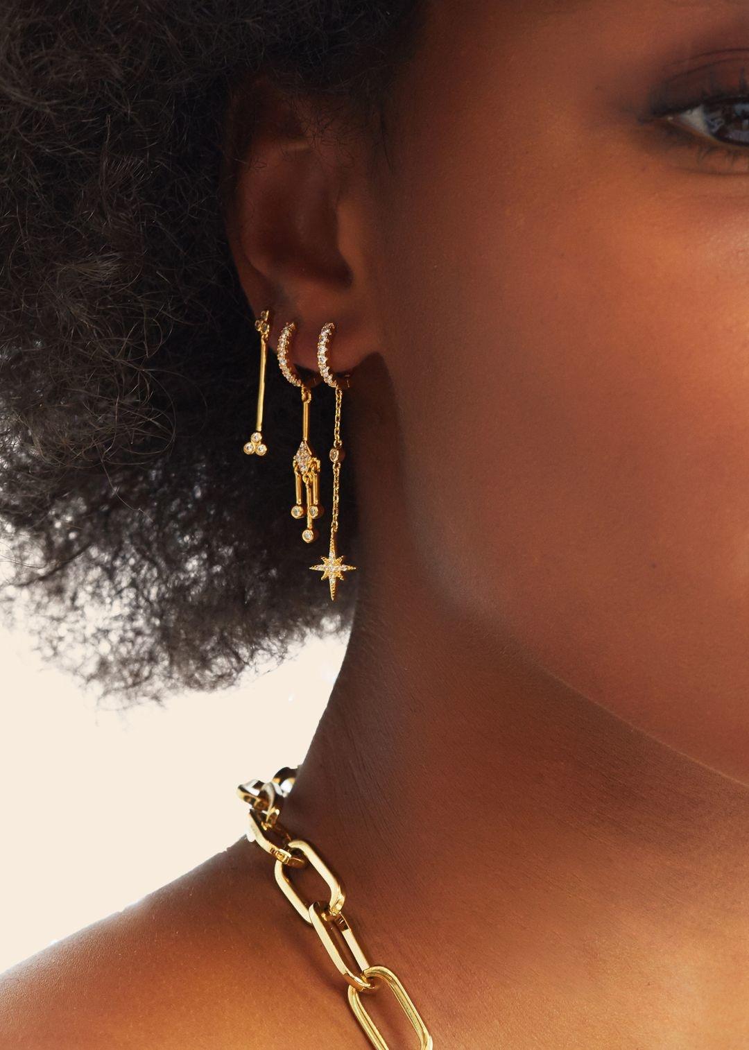 MYA BAY boucles d'oreilles soho-3