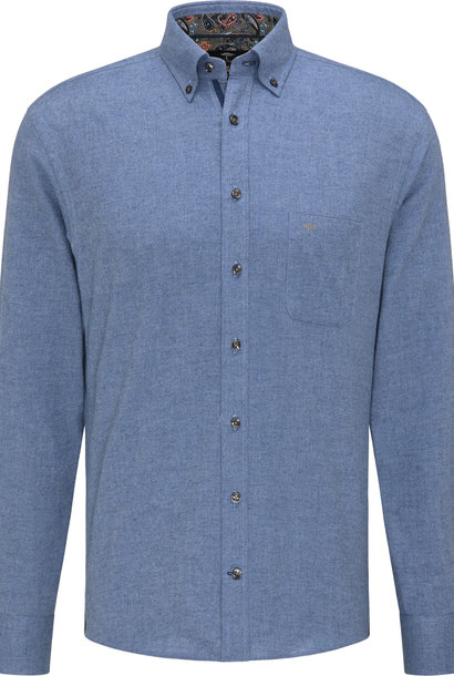 FYNCH HATTON chemise blue